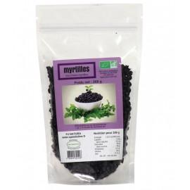 Myrtilles sauvages séchées Bio - sachet 200g