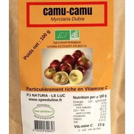 Camu-camu Bio - sashet 100g