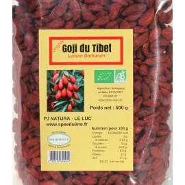 Goji Bio - sachet 500g