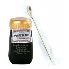 Ginseng rouge de Corée 180mg/g - Pot 40g