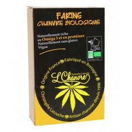 Farine de chanvre BIO - 250g