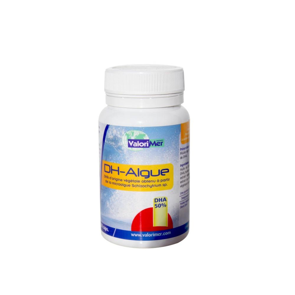 DHA Algues - 30 capsules