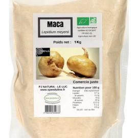Maca du Pérou conditionnement 1kg