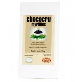 Chococru Noir Myrtilles