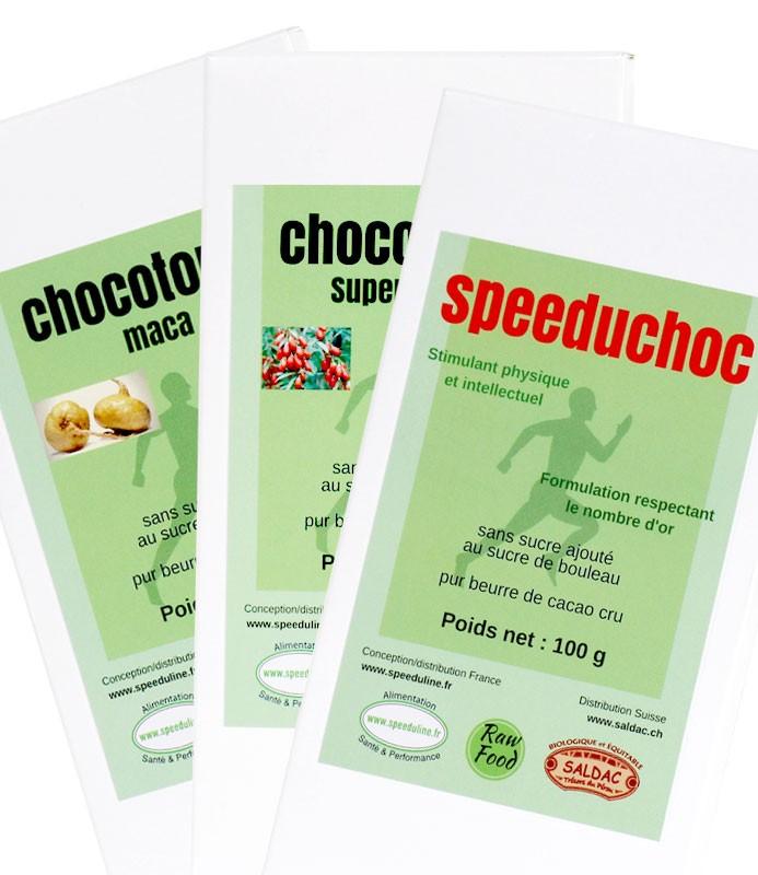 Chocolats Sportifs