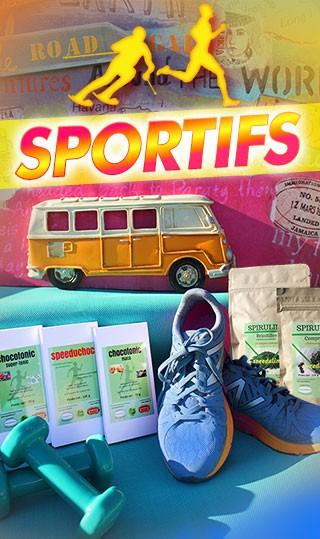 Aliments sportifs